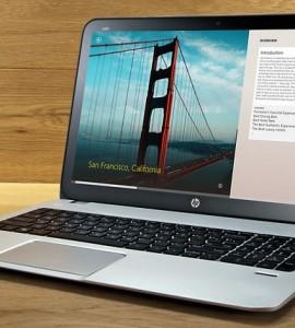 HP ENVY TS 17 Notebook PC – CORE I7 THẾ HỆ 4 MÀN HÌNH 17.3 CẢM ỨNG ( 8 CPUS SIÊU NHANH)