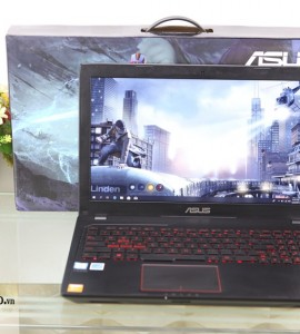 Asus GL553VW (Gaming), Core I7-6700HQ, Ram 8gb-1TB, 2VGA-Card Rời 2gb, Máy Like New, Full Box, Nguyên Zin
